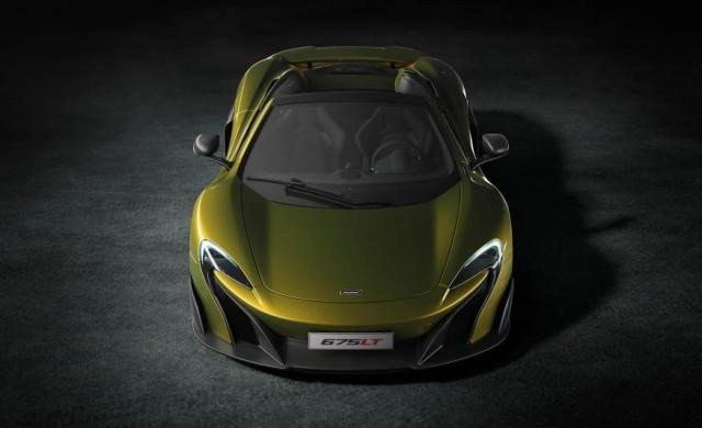 Image of McLaren 675LT Spider