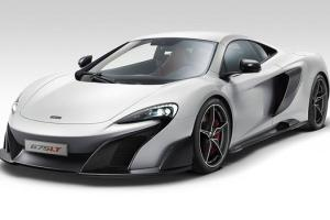 Picture of McLaren 675LT