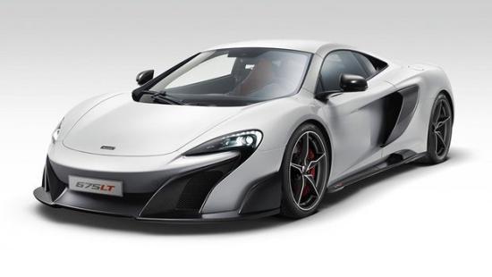 Image of McLaren 675LT