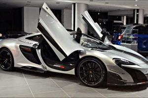 Picture of McLaren 688HS