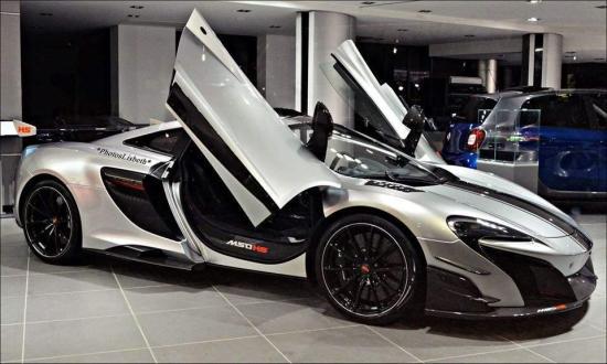 Image of McLaren 688HS
