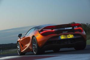Photo of McLaren 720S