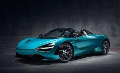 Image of McLaren 720S Spider