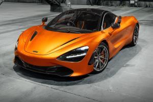 Picture of McLaren 720S
