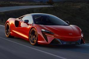 Picture of McLaren Artura