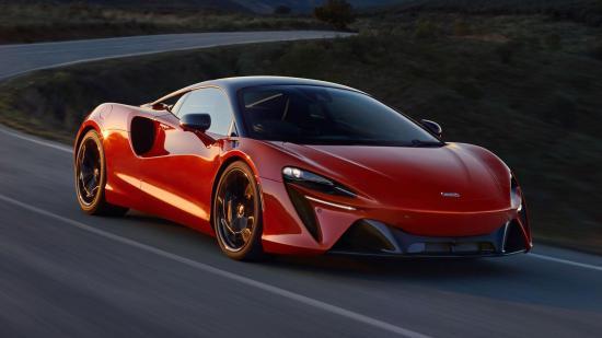 Image of McLaren Artura