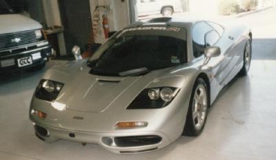 Image of McLaren F1