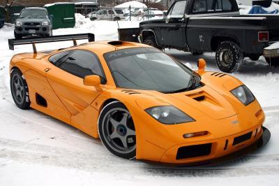 Image of McLaren F1 LM