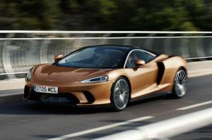 Photo of McLaren GT