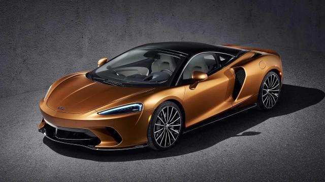Image of McLaren GT