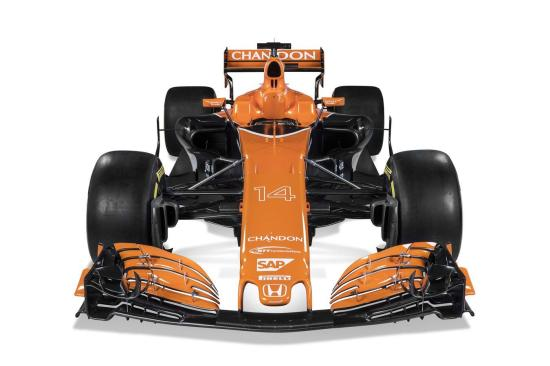 Image of McLaren MCL32