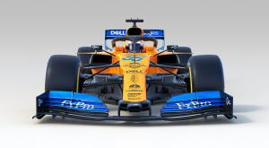 Photo of McLaren MCL34