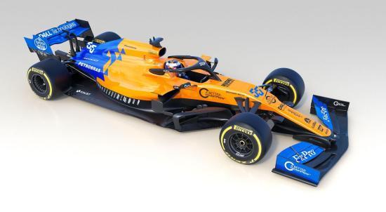Image of McLaren MCL34