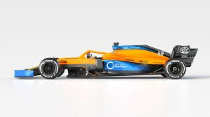 Photo of McLaren MCL35