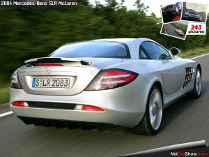 Photo of McLaren Mercedes SLR