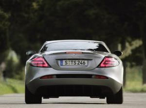 Photo of McLaren Mercedes SLR 722