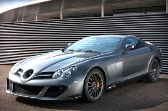 Image of McLaren Mercedes SLR McLaren Edition