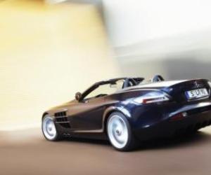 Picture of McLaren Mercedes SLR Roadster