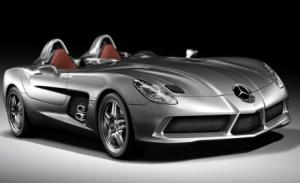 Photo of McLaren Mercedes SLR Stirling Moss Speedster