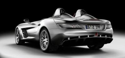 Image of McLaren Mercedes SLR Stirling Moss Speedster