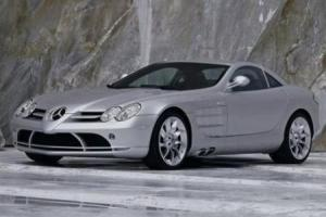 Picture of McLaren Mercedes SLR