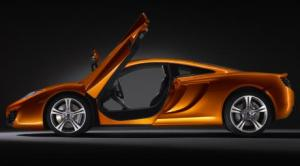 Photo of McLaren MP4-12C
