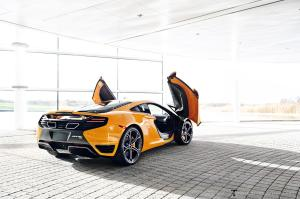 Photo of McLaren MP4-12C High Sport
