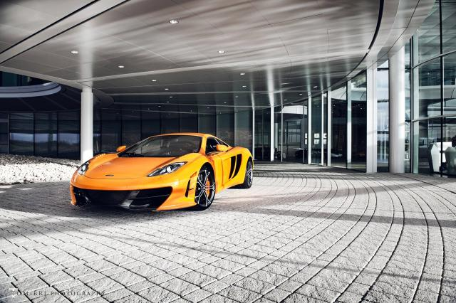 Image of McLaren MP4-12C High Sport