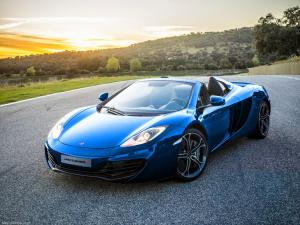 Photo of McLaren MP4-12C Spider