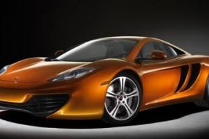 Picture of McLaren MP4-12C