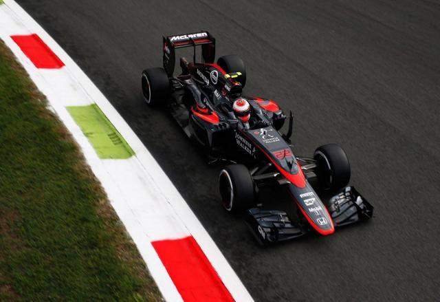 Image of McLaren MP4-31