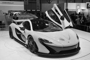 Photo of McLaren P1