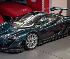 Picture of McLaren P1 GT