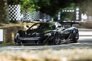 Picture of McLaren P1 LM