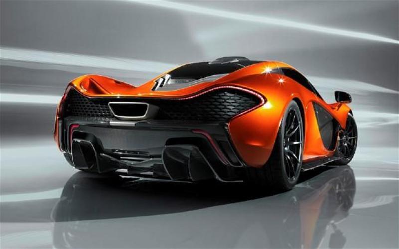 Cover for McLaren P1 - recapturing supercar throne