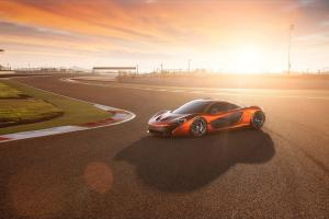Picture of McLaren P1