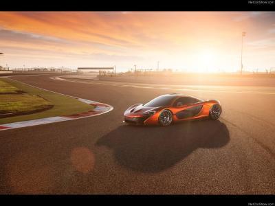 Image of McLaren P1