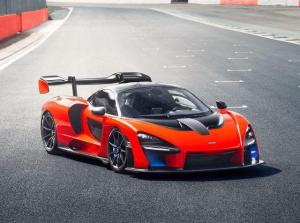 Photo of McLaren Senna (P15)