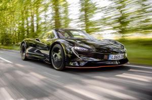 Photo of McLaren Speedtail