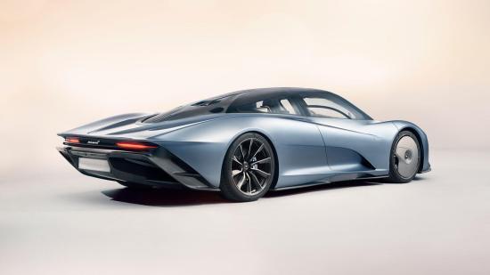 Image of McLaren Speedtail