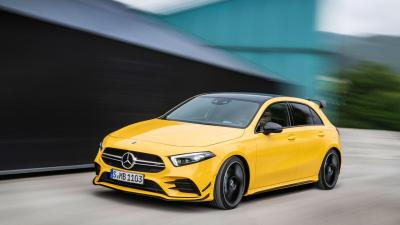 Image of Mercedes - AMG A35 4Matic