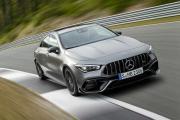 Image of Mercedes - AMG CLA 45 S