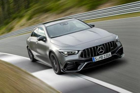 Image of Mercedes - AMG CLA 45 S