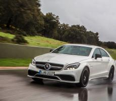 Picture of CLS63 S 4Matic