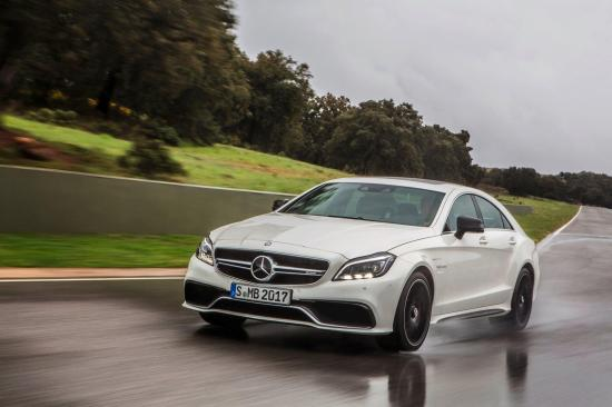 Image of Mercedes - AMG CLS63 S 4Matic