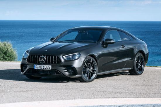 Image of Mercedes - AMG E 53 4Matic+