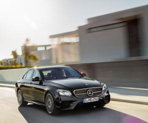 Picture of Mercedes-Benz E43 AMG 4-Matic