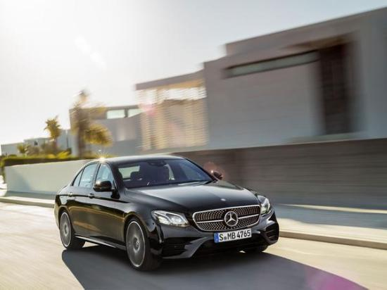 Image of Mercedes-Benz E43 AMG 4-Matic