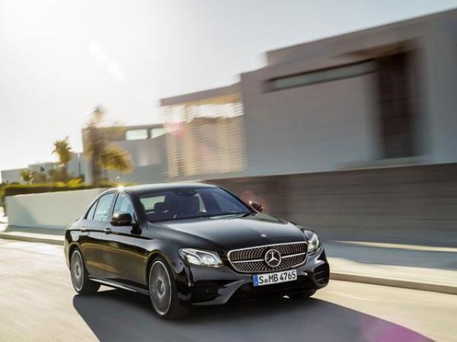 Mercedes-Benz E43 AMG 4-Matic W213 laptimes, specs, performance data