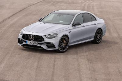 Image of Mercedes - AMG E63s 4MATIC
